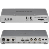 Matrox Monarch HDX dualchannel streaming