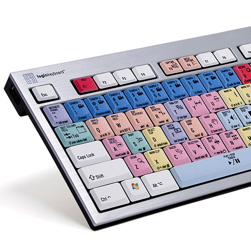 LogicKeyboard Adobe After Effect PC/SLIM