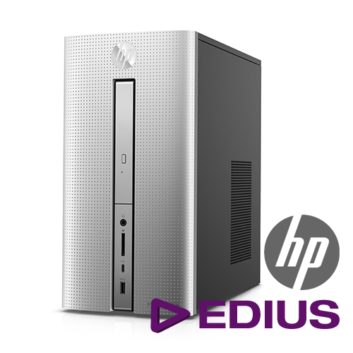 EDIUS.edit desktop | HP workstation