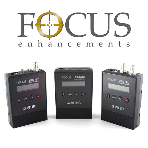 FOCUS FS-H50 ANALOG WiFi Portable Proxy Recorder