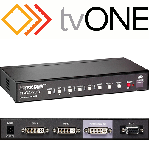 TVone C2-760 DVI Scaler PLUS