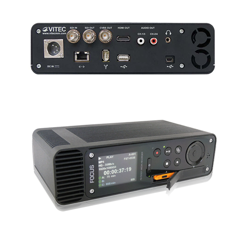 FOCUS FS-T2001 HD/SD Media Recorder